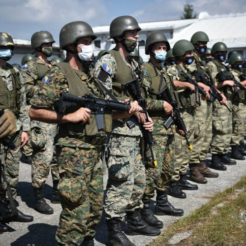 """Jedinice Oružanih snaga Bosne i Hercegovine uspješne na EUFOR-ovoj vježbi """"Brzi odgovor 2020"""""""
