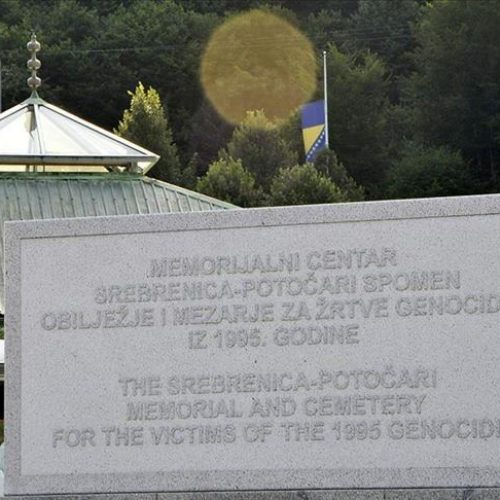 """Memorijalni centar: Najave """"novih Srebrenica"""" prijetnja svim žrtvama genocida"""
