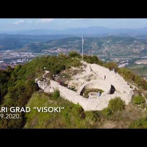 Odobrena sredstva za obnovu nacionalnog spomenika Stari grad Visoki