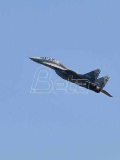 Srušio se Mig-21 Vojske Srbije kod Malog Zvornika
