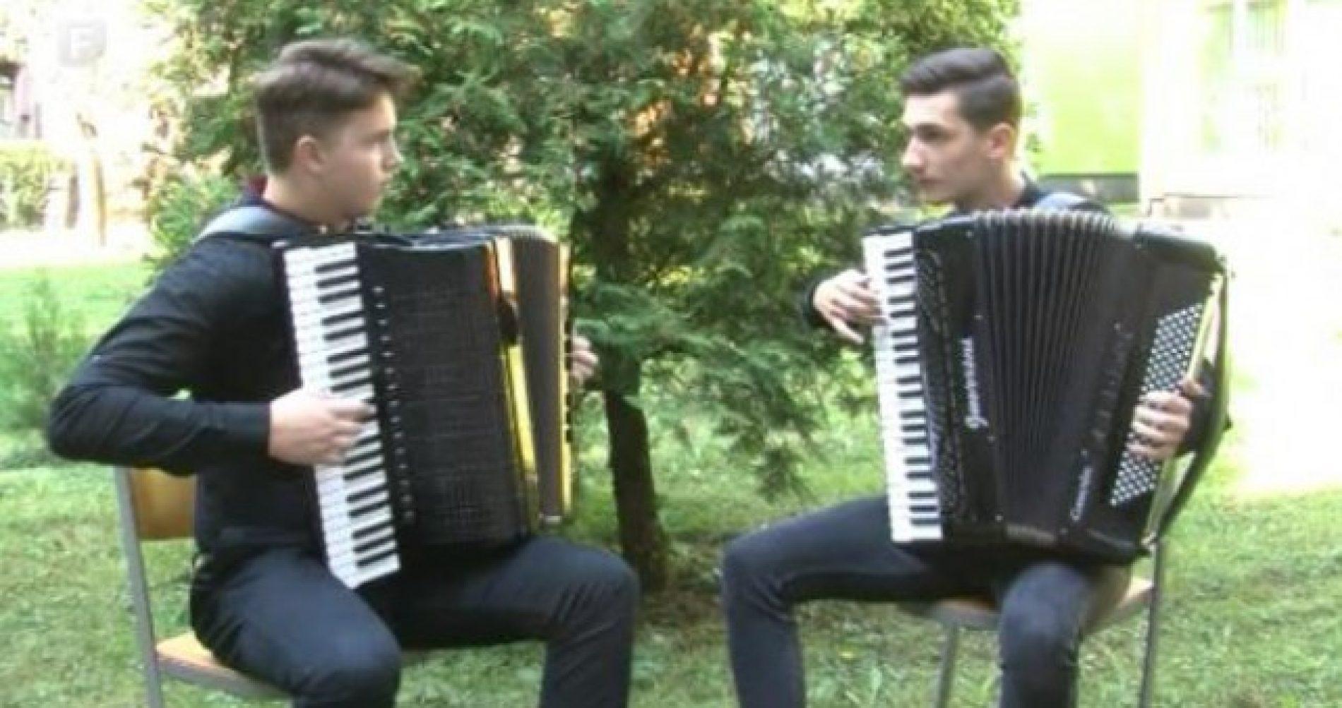 Mladi i talentovani Zeničani Ivan i Adi osvajaju nagrade (Video)