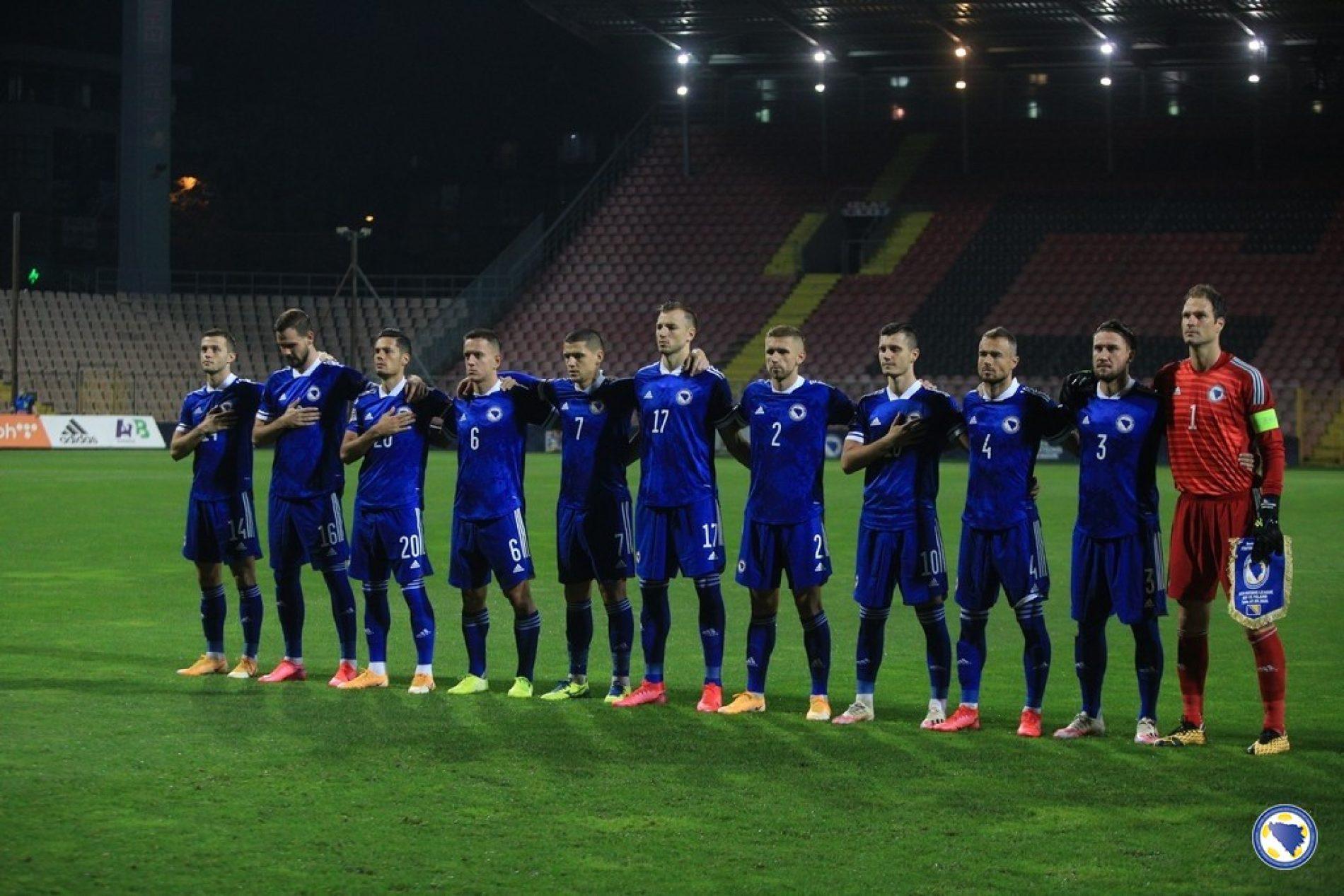 Liga nacija: Zmajevi poveli, pa izgubili od Poljaka