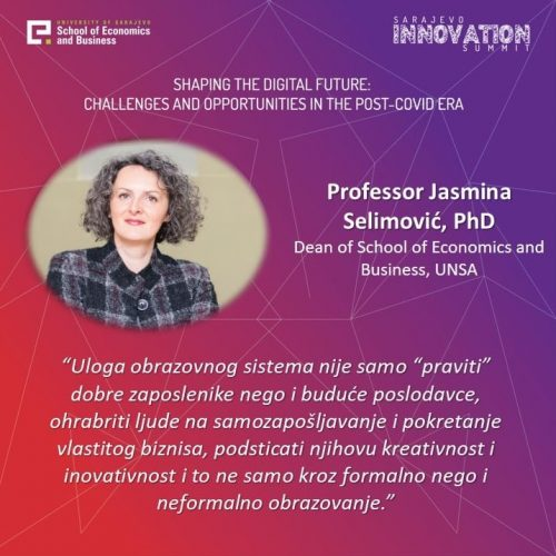 Počeo treći 'Sarajevo Innovation Summit' – najveći događaj o inovacijama u regionu