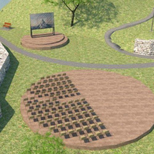 U Bosanskoj Krupi uskoro uređenje Starog grada uz izgradnju pokretne pozornice