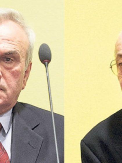 Suđenje Stanišiću i Simatoviću moglo bi potvrditi ulogu Srbije u ratovima u RH i BiH