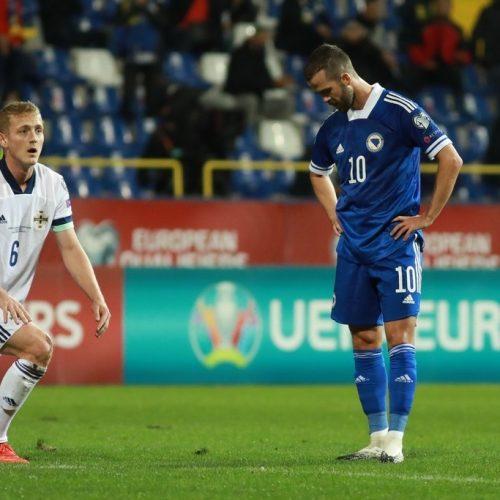 Plasman na fudbalski EURO i dalje san: Reprezentacija ispala na penale