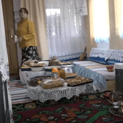 Bosanska soba poput nanine (Video)