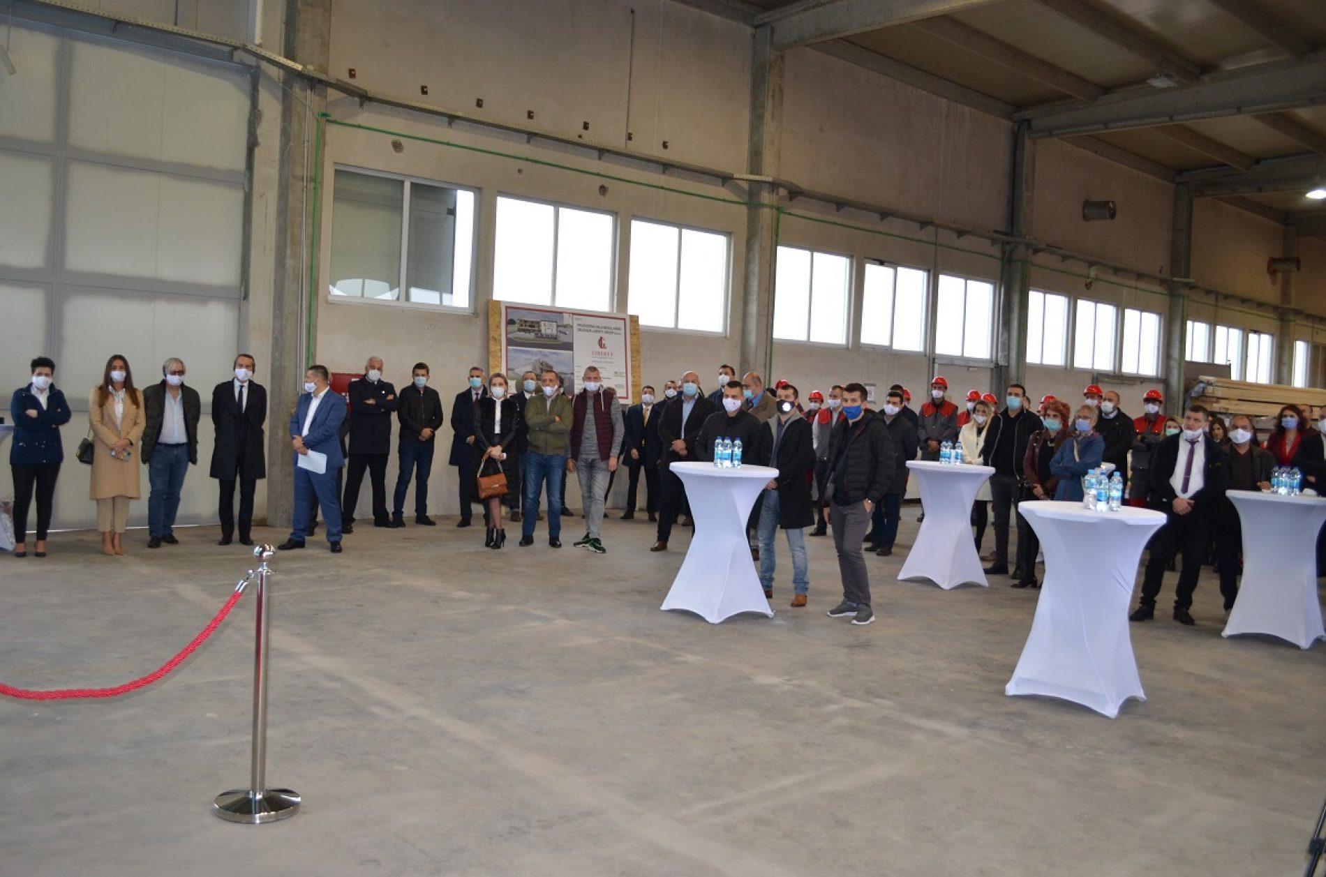 U Brčkom otvorena firma za proizvodnju modularnih i montažnih objekata