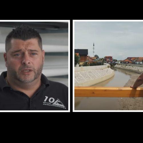 Iz Švedske u Bosnu: Šerif Gradašević u rodnoj Janji proizvodi jarbole za zastave