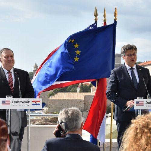 Hrvatski domaćini gnjavili Pompea u vezi Bosne i Hercegovine, američki zvaničnik ih izignorisao