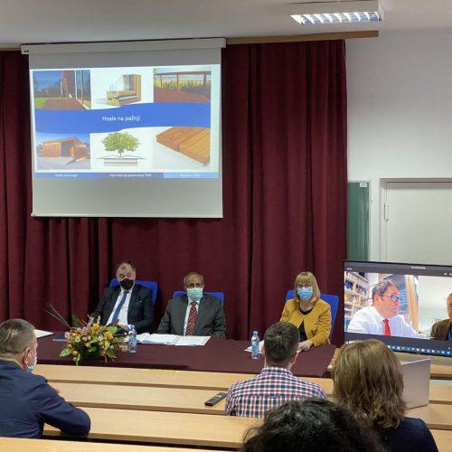Upisne kvote Tehničkog fakulteta u Bihaću redovno ispunjene (Video)