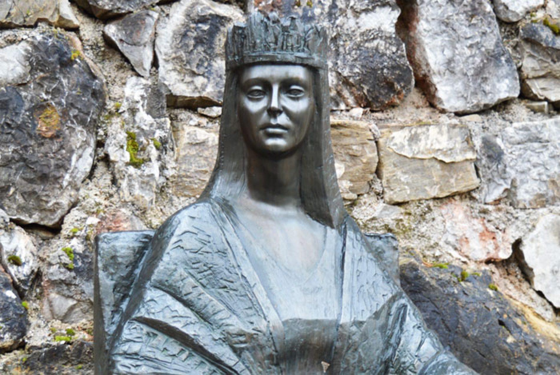 Katarina Kosača Kotromanić, kćerka humskog velikaša i supruga kralja Bosne