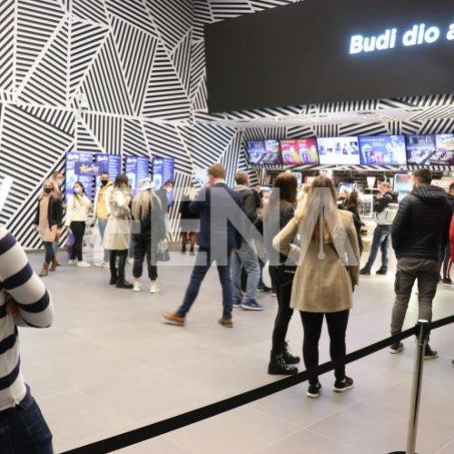 Sarajevo: Otvoreno CineStar kino s 10 dvorana