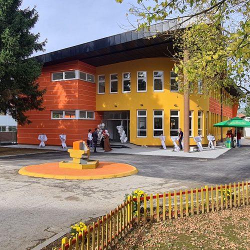 OŠ 'Mula Mustafa Bašeskija' Visoko dobila novu školsku zgradu