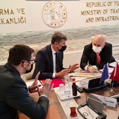 Stižu li investicije iz Turske:  Novalić u Ankari s frimama zainteresovanim za ulaganje