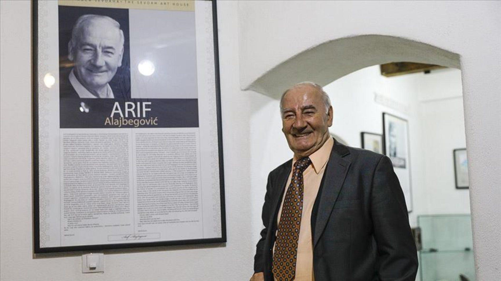 Velikan sevdaha Arif Alajbegović: Od sevdalinke nema ničeg ljepšeg na svijetu