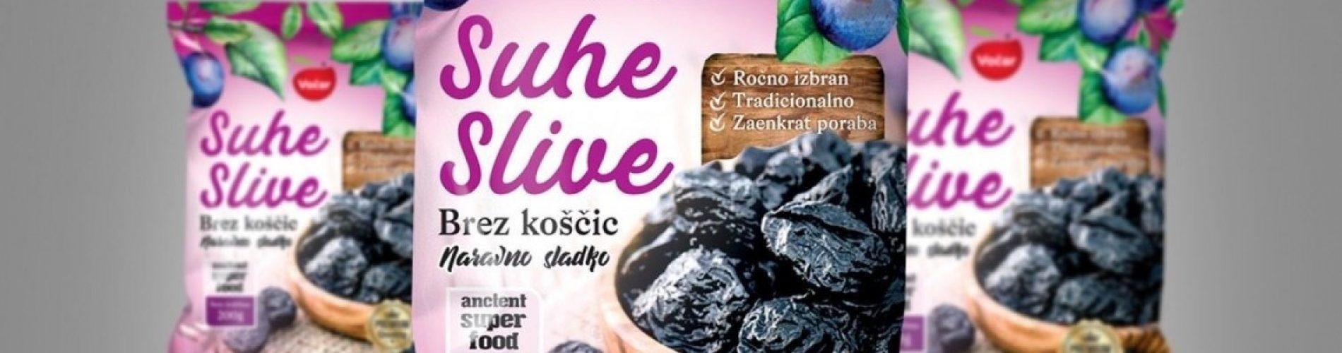 Brčanski 'Voćar': Novo pakovanje i veći oktup šljiva iz sjeveroistočne Bosne