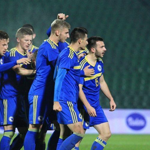U21: Bosanski fudbaleri nadigrali belgijsku reprezentaciju