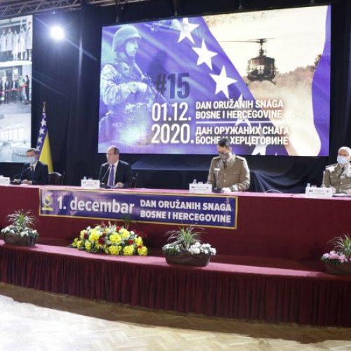 Mašović: I pored otežanih uvjeta OSBiH ostvarile zapažene rezultate (VIDEO)