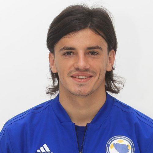 Almedin Ziljkić, novi reprezentativac: Iskoristiću svaki minut koji dobijem