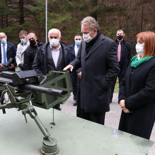 U Bugojnu proizvedena nova granata (Video)