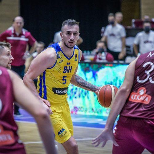 Plasman na EuroBasket! Bosanski košarkaši bolji od Latvijaca