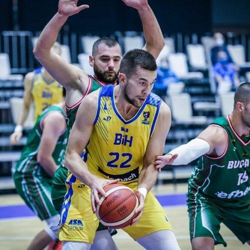 Košarka: Bosna nadigrala Bugarsku