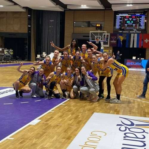 Kvalifikacije za EuroBasket: Bosanske košarkašice ubjedljive protiv Estonki