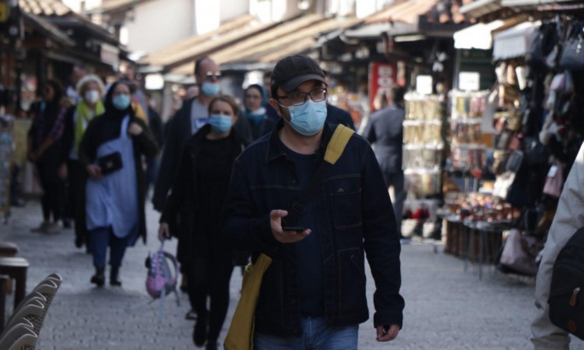 U Kantonu Sarajevo četvrti dan više oporavljenih od novozaraženih virusom korona