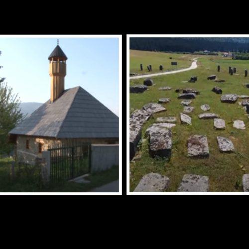 Novi Travnik: Zanimljive priče o 'Kamenim svatovima' i staroj džamiji (Video)