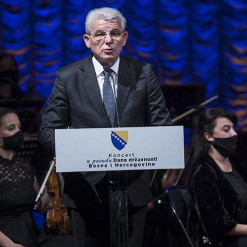 U Narodnom pozorištu u Sarajevu održan koncert povodom Dana državnosti Bosne i Hercegovine