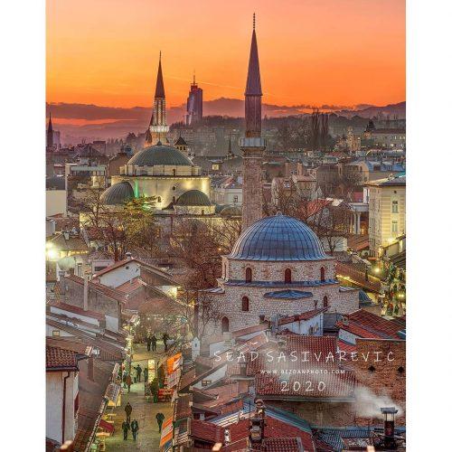 Historijski urbani krajolik Sarajevo postao nacionalni spomenik