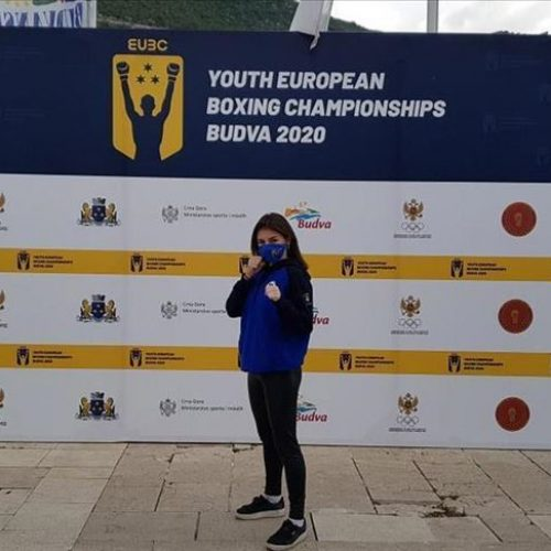 Bosanska bokserka Tara Bohatjuk osigurala medalju na Evropskom  juniorskom prvenstvu