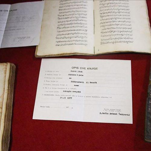Zaštićena zbirka Ferhat-pašine biblioteke u Banjaluci čuva vijekovima stare rukopise