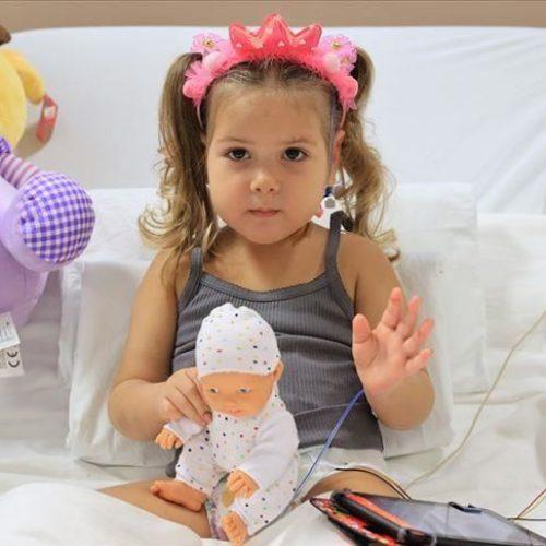 Izvučena iz ruševina nakon 91 sat: Djevojčica Ayda Gezgin izašla sa intenzivne njege