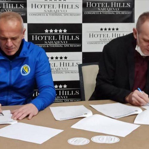 Rukomet: Selektor Šuman potpisao novi ugovor do 2024.