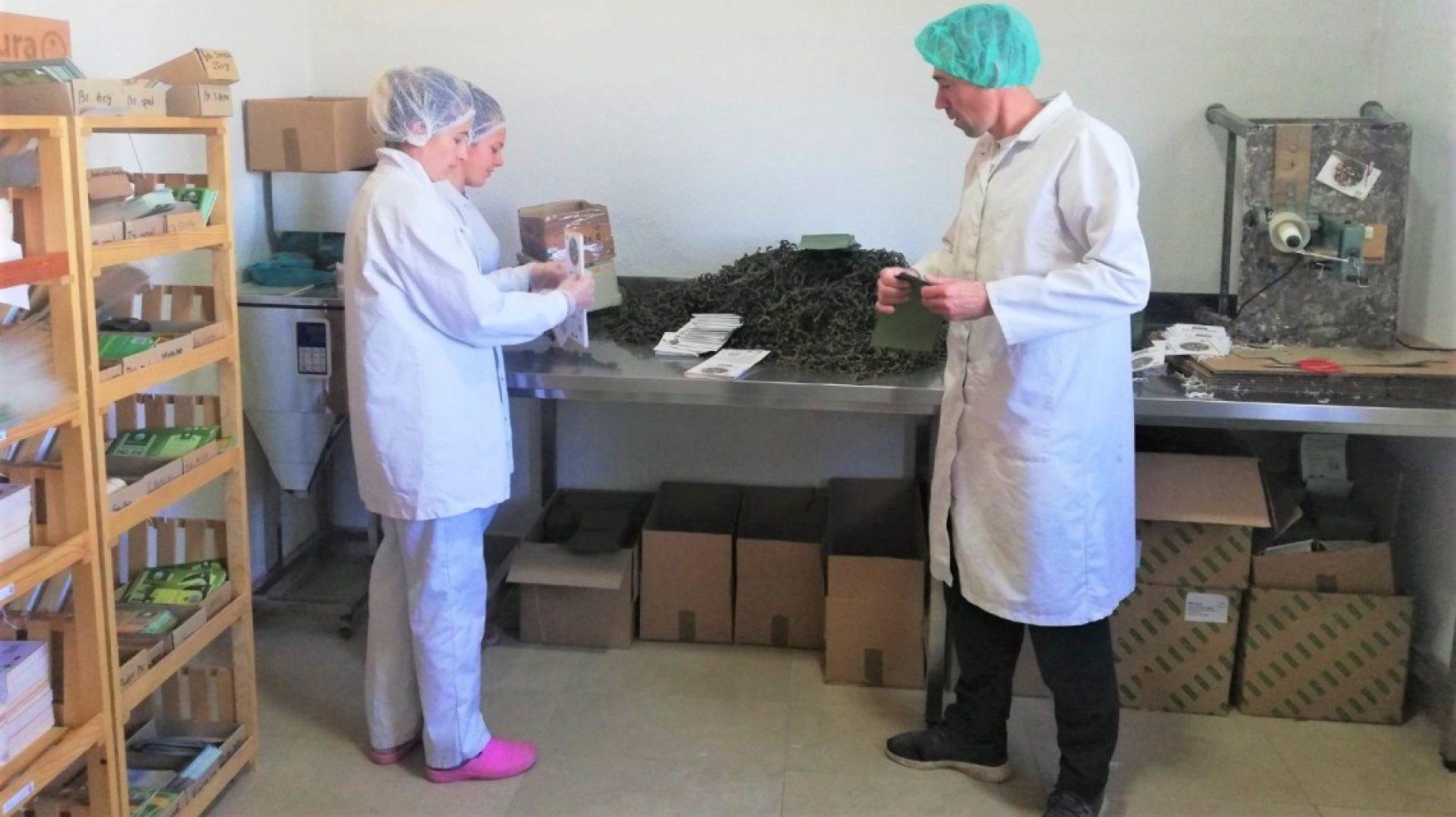 Organska tjestenina iz Vareša izvozi se u Njemačku i na druga tržišta