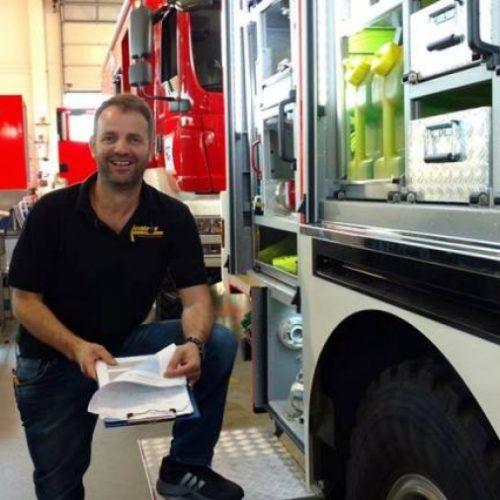 Čovjek koji je Minhen zamijenio Živinicama i otvorio firmu koja proizvodi vatrogasna vozila