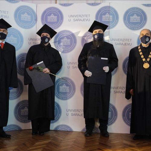 Univerzitet u Sarajevu promovirao 61 doktora nauka i umjetnosti