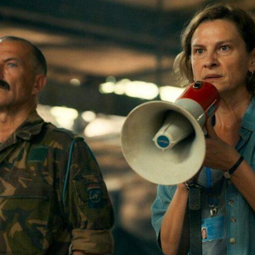Film 'Kuda ideš Aida?' osvojio tri nagrade na filmskom festivalu u Londonu