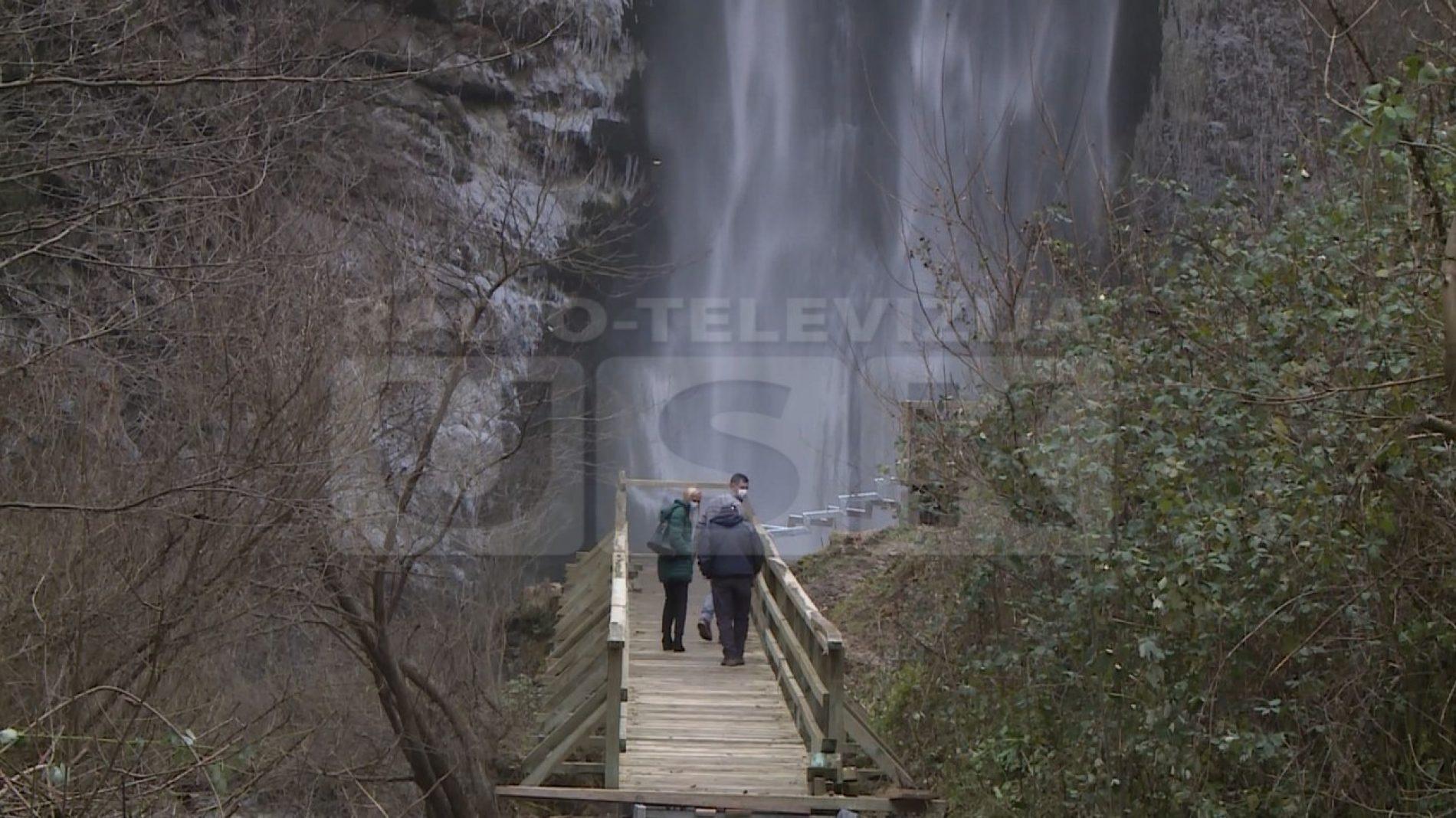 Sanski Most – olakšan pristup vodopadu rijeke Blihe