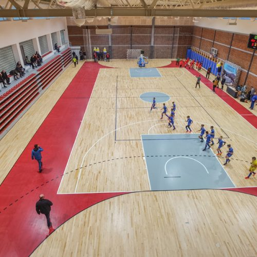 """Novi Grad: Otvorena sportska dvorana uz Osnovnu školu """"Umihana Čuvidina"""""""
