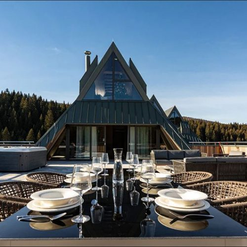 Na olimpijskoj planini Igman  otvoren novi luksuzni hotel 'Monti'