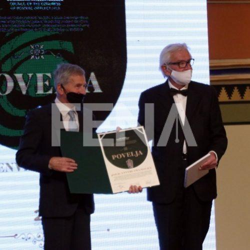 Dodjelom priznanja VKBI obilježio 28. godišnjicu osnivanja i djelovanja (Video)
