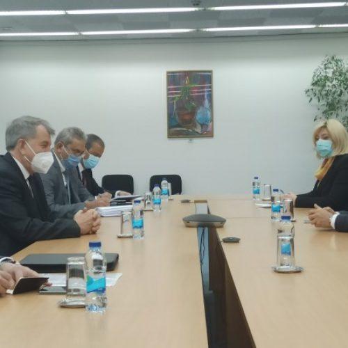 Premijer Novalić s libijskom delegacijom o potencijalnim ulaganjima