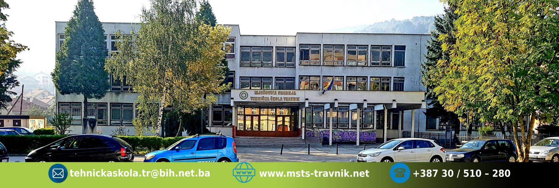Srednja tehnička škola u Travniku kao primjer drugim školama