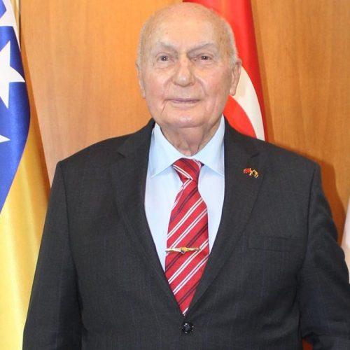 Preminuo Kemal Baysak počasni konzul Bosne i Hercegovine