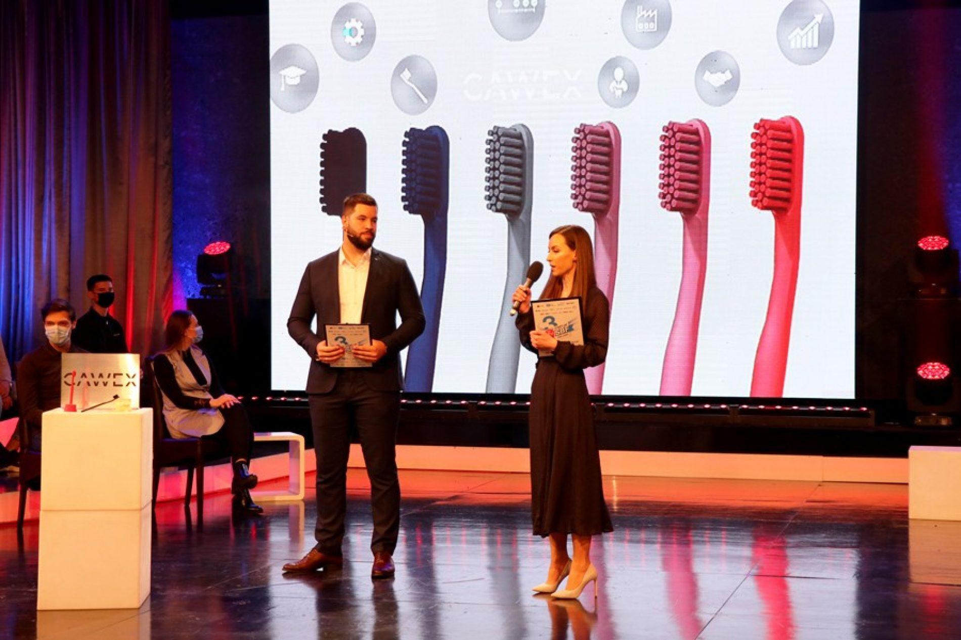 Pobjednici SBF Start-up Challenge: Madi bračni par pokreće proizvodnju četkica za zube