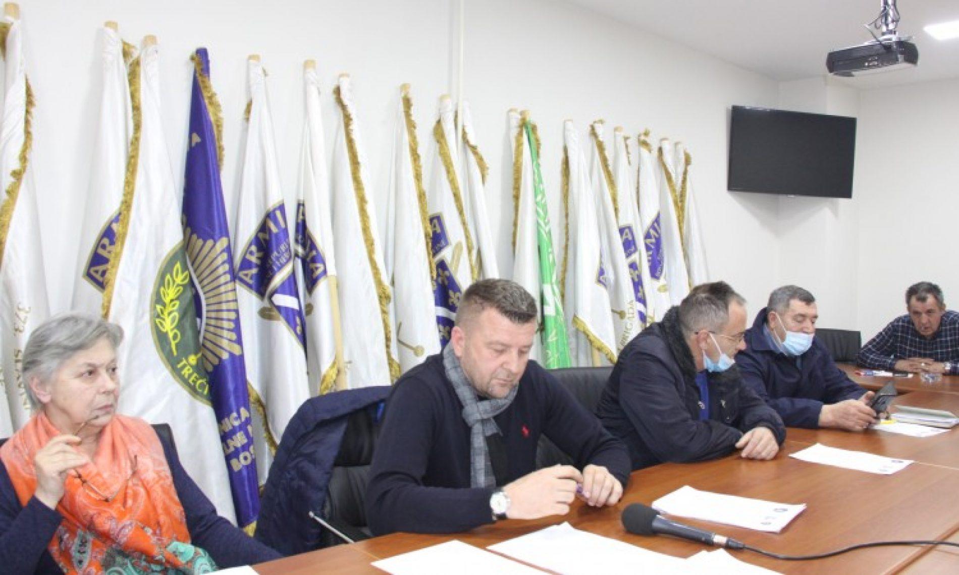 U srijedu u Zenici skup podrške generalu Mahmuljinu