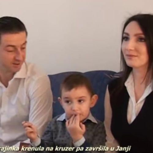 Brak Bosanca i Ukrajinke – upoznali se u Americi, žive u Podrinju (Video)